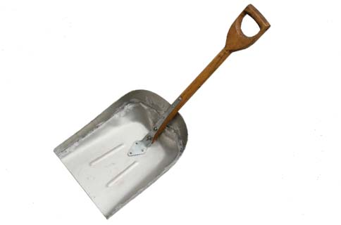Ice shovel
