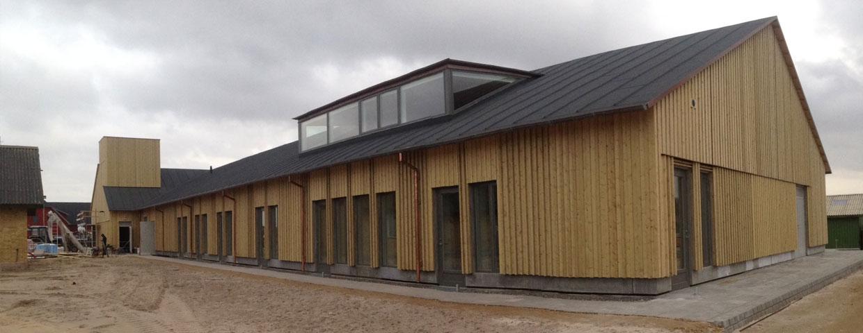 Thorup Strand Fiskepakhus